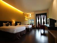 Mikie Holiday Resort Medan - Mikie Plus ( Deluxe Room ) Regular Plan