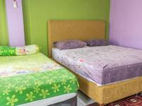 K77 Guest House Medan Medan - Family Room Only Regular Plan