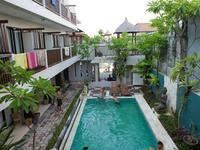 The Kubu Hotel di Bali/Kuta