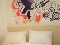 Djo Front One Inn Bengkulu - First Class Room Only Regular Plan