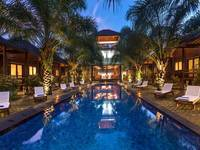 Coconut Boutique Resort di Lombok/Senggigi
