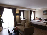 Grand Serpong Hotel Tangerang - Deluxe Room With Breakfast Happy Promo