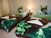Panda Hostel Lombok - Dormitory Twin Sharing Regular Plan