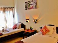 Hotel Sanur Indah Bali - Deluxe Twin Room Regular Plan