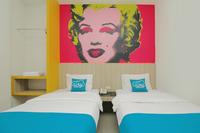 Airy Eco Tampan HR Soebrantas KM 12.5 Pekanbaru Pekanbaru - Superior Twin Room with Breakfast Special Promo Jan 5