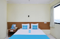 Airy Eco Sawah Besar Kartini Lautze 24 Jakarta Jakarta - Premium Twin Room Only Special Promo Jan 24