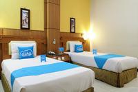 Airy Ujung Pandang Lombok 30 Pattuniang Makassar Makassar - Superior Twin Room Only Special Promo Jan 5