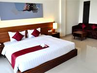Taksu Sanur Hotel Bali - Junior Pool View Suite Room Regular Plan