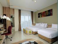Mahogany Hotel Bali - Family Room Bay View With Breakfast Promo 45% (NON REFUNDABLE)