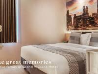 Grand Viveana Hotel Bandung - Deluxe Double Room Regular Plan