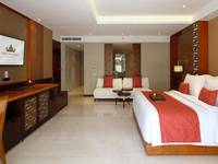 The Bandha Hotel & Suites Bali - Junior Suite Room Regular Plan