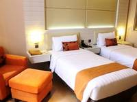Sotis Hotel Kupang - Deluxe Twin Regular Plan