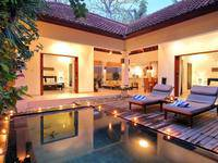 The Beach House Gili Lombok - Villa Melati 2 Bedrooms With Private Pool Regular Plan