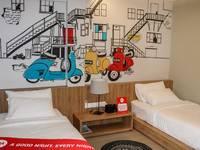 NIDA Rooms Cicendo Trade Center Bandung - Double Room Double Occupancy NIDA Fantastic Promo