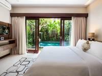 Villa Amarta I Pool Villa Bali - 3 Bedroom Regular Plan