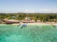 Kura Kura Resort di Lombok/Gili Meno