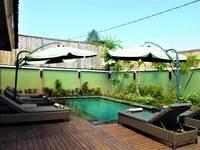 The Lakshmi Villas di Lombok/Gili Trawangan
