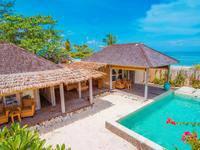Avia Villa Resort di Lombok/Gili Meno