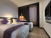 Forriz Hotel Jogja - Superior Twin Regular Plan