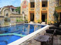 Tinggal Nathan Hotel Bali - Deluxe Room Hot Promo Non Refundable
