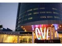 Oval Hotel Surabaya di Surabaya/Wonokromo