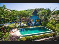 Blue Monkey Villas Resort & Ocean View di Bali/Kuta