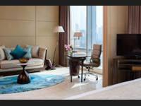 Raffles Hotel Jakarta - Raffles, Kamar, 1 Tempat Tidur King, pemandangan kota Regular Plan