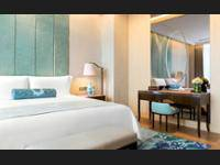 Raffles Hotel Jakarta - Suite Galeri, 1 Tempat Tidur King, pemandangan kota Regular Plan