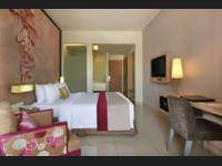 Mercure Bali Nusa Dua - Kamar Superior, 1 tempat tidur double, pemandangan kebun Regular Plan