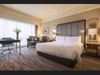 JW Marriott Surabaya - Kamar Deluks, pemandangan kota Regular Plan