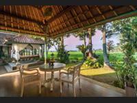 Uma Sari Rice Terrace di Bali/Tabanan