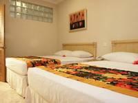 Club Bali Family Suites Anyer - Deluxe 2 kamar tidur - Hanya Kamar Regular Plan