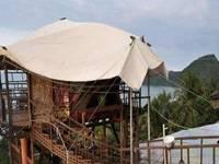 Karang Aji Beach Villa Sukabumi - Kamar Deluxe Regular Plan