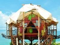 Karang Aji Beach Villa Sukabumi - Kamar Superior Regular Plan
