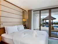 Lv8 Resort Hotel Bali - Suite 2 kamar tidur dengan kolam renang tanpa sarapan BASIC PROMO