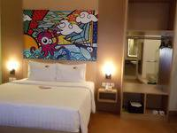 MaxOneHotels at Resort Delia Makassar - Max Warm Room With Breakfast Regular Plan