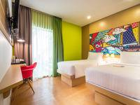 MaxOneHotels at Resort Delia Makassar - Love Room With Breakfast Basic Deal