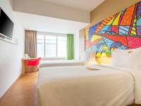 MaxOneHotels at Resort Delia Makassar - Happiness Twin Room Only  Basic Deal