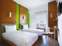 Amaris Hotel Sunset Road Bali - Smart Room Twin Regular Plan