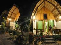 Krisna Bungalow and Restaurant Lombok - Lumbung Deluxe Sea View with AC Regular Plan