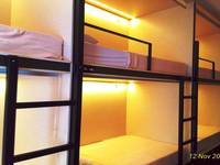 BB Hostel Bali - 12 Bunk Bed In Woman Dormitory Room Promosi Dasar
