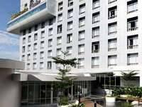 Hotel Santika Premiere Dyandra Hotel & Convention di Medan/Pusat Kota Medan