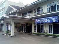 Hotel Pangrango 1 di Bogor/Padjajaran
