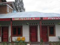Serdika Pavilion di Berastagi/Berastagi