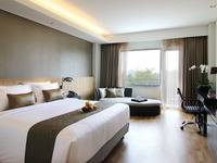 Delonix Hotel Karawang - Garden Wing Premier - Room Only Regular Plan