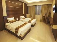 Grand Mulya Bogor Bogor - Grand Deluxe Twin Regular Plan