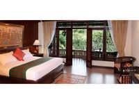 Tjampuhan Hotel Ubud - Deluxe Raja Room Last Minute 20% OFF !