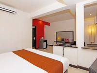 ZEN Premium Padma 2 legian Bali - Double Room Only Regular Plan