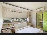 Grandmas Plus Hotel Legian - Kamar Triple, pemandangan kota (Cozy) Penawaran menit terakhir: hemat 15%