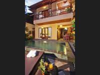 Bali Ayu Hotel And Villas di Bali/Kerobokan